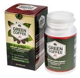 Green Coffee Plus cena w aptece
