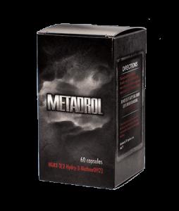 Metadrol - suplement na masę