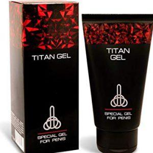 TITAN GEL - cena