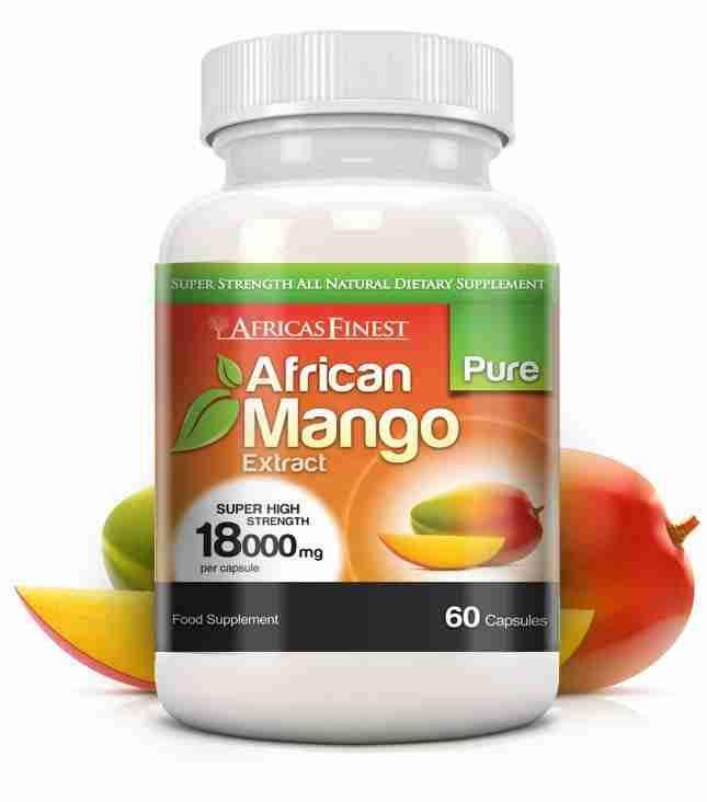 African Mango KAPSUŁKI - skład, brak efektów ubocznych, opinie i cena