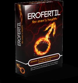 EroFertil Tabletki na zwiększenie potencji i poprawy erekcji