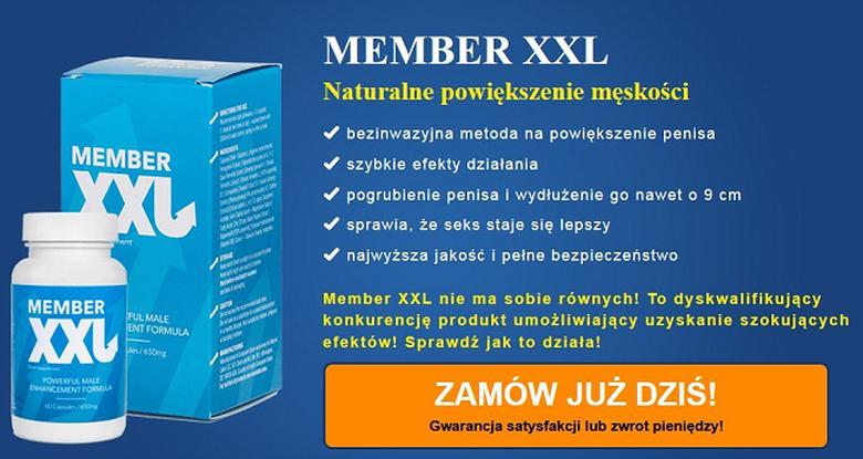 opinie member xxl