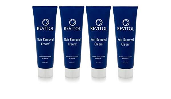 Revitol Hair Removal Cream skutki uboczne