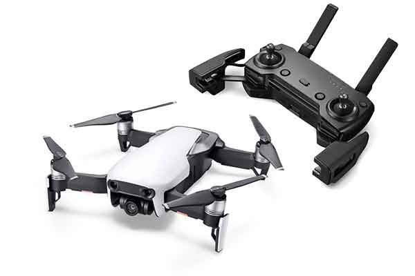DJI Mavic Air- opinie z forum