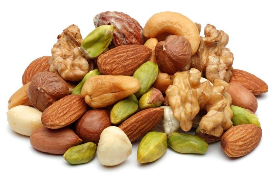 Orzechy jako sposób na cholesterol