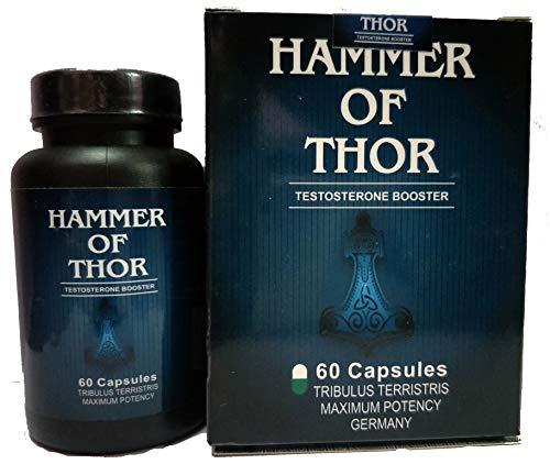 Hammer of Thor kapsułki  - opinie, forum, cena, gdzie kupić?