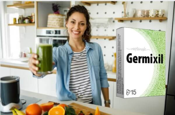 Pasożyty - leczenia za pomocą Germixil