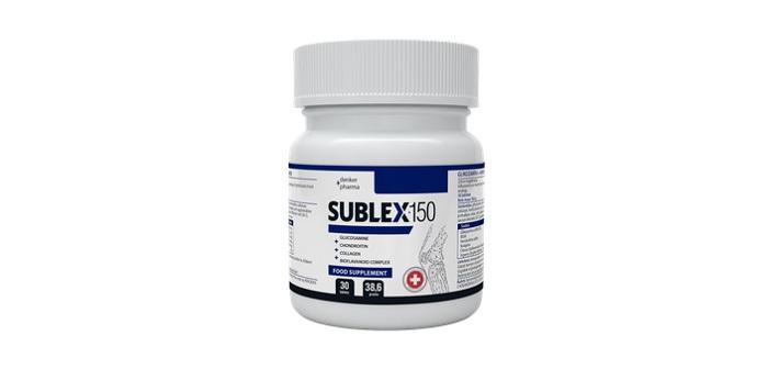 Sublex 150 - opinie, forum, skład, cena, gdzie kupić?