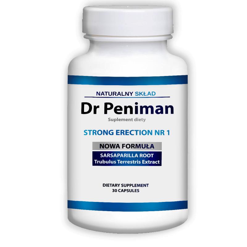 Dr. Peniman - opinie, forum, skład, cena, gdzie kupić?