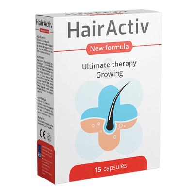 HairActiv - opinie, forum, skład, cena, gdzie kupić?