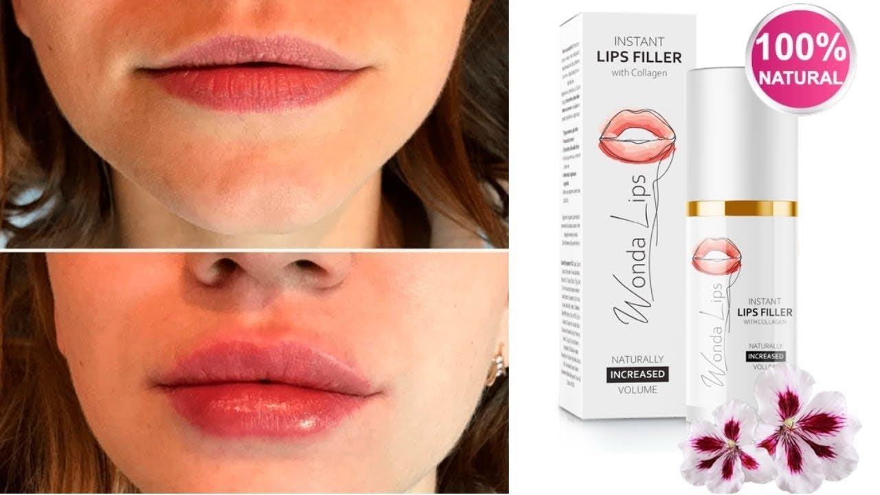 WondaLips powiększanie ust naturalna metoda