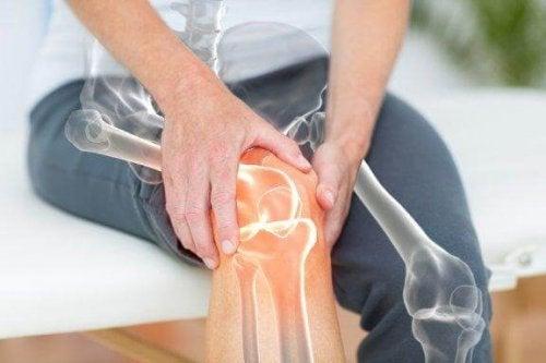 Objawy zapalenia stawów kolanowych