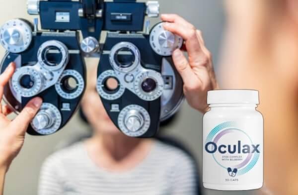 Jak stosować Oculax? Dawkowanie i instrukcja Oculax kapsułki - opinie - skład - cena - gdzie kupić?