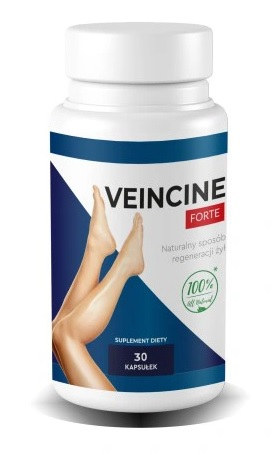 Veincine Forte recenzja - żylaki - cena - działanie - gdzie kupić - skład?