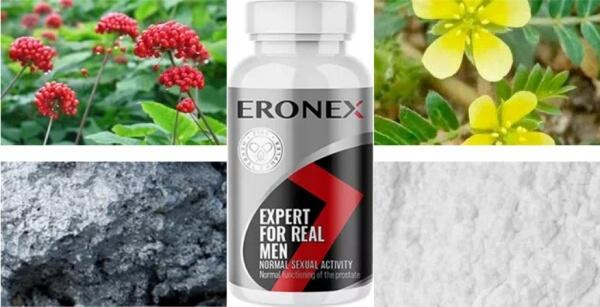 Jakie są składniki EroNex?