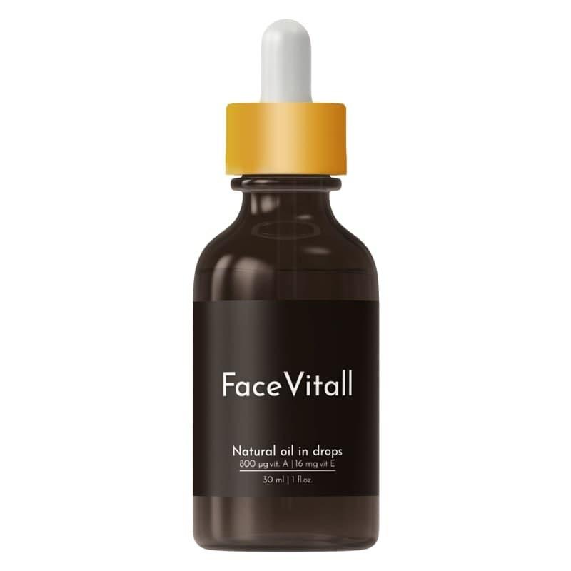 FaceVitall krople - opinie, składniki, cena, gdzie kupić?